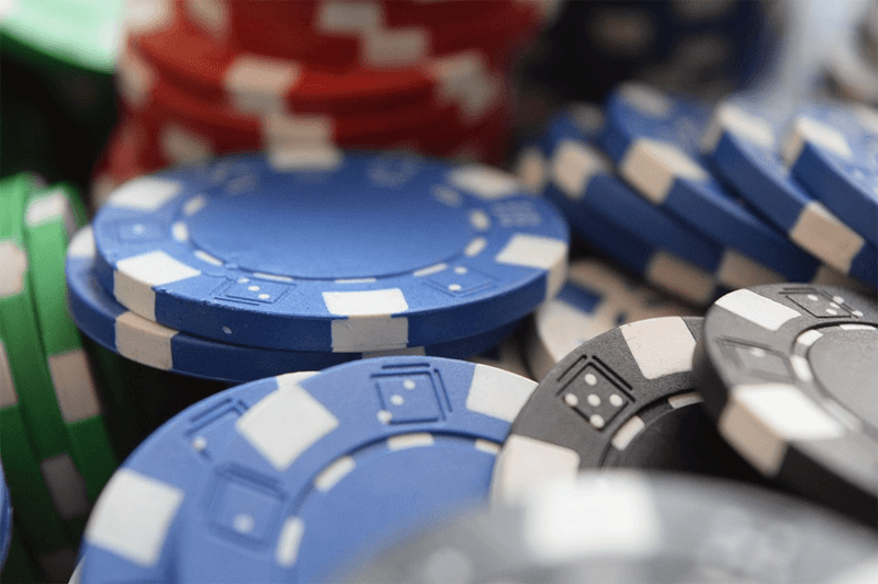 postpage image 7 Common Color Combinations of Casino Chips and Their Meanings to Casino Gaming Predominantly Blue Chip - 7 Common Color Combinations of Casino Chips and Their Meanings to Casino Gaming