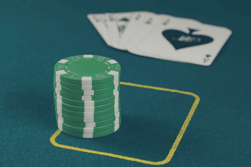 postpage image 7 Common Color Combinations of Casino Chips and Their Meanings to Casino Gaming Predominantly Green Chip - What to Know Before Joining a Casino Poker Table
