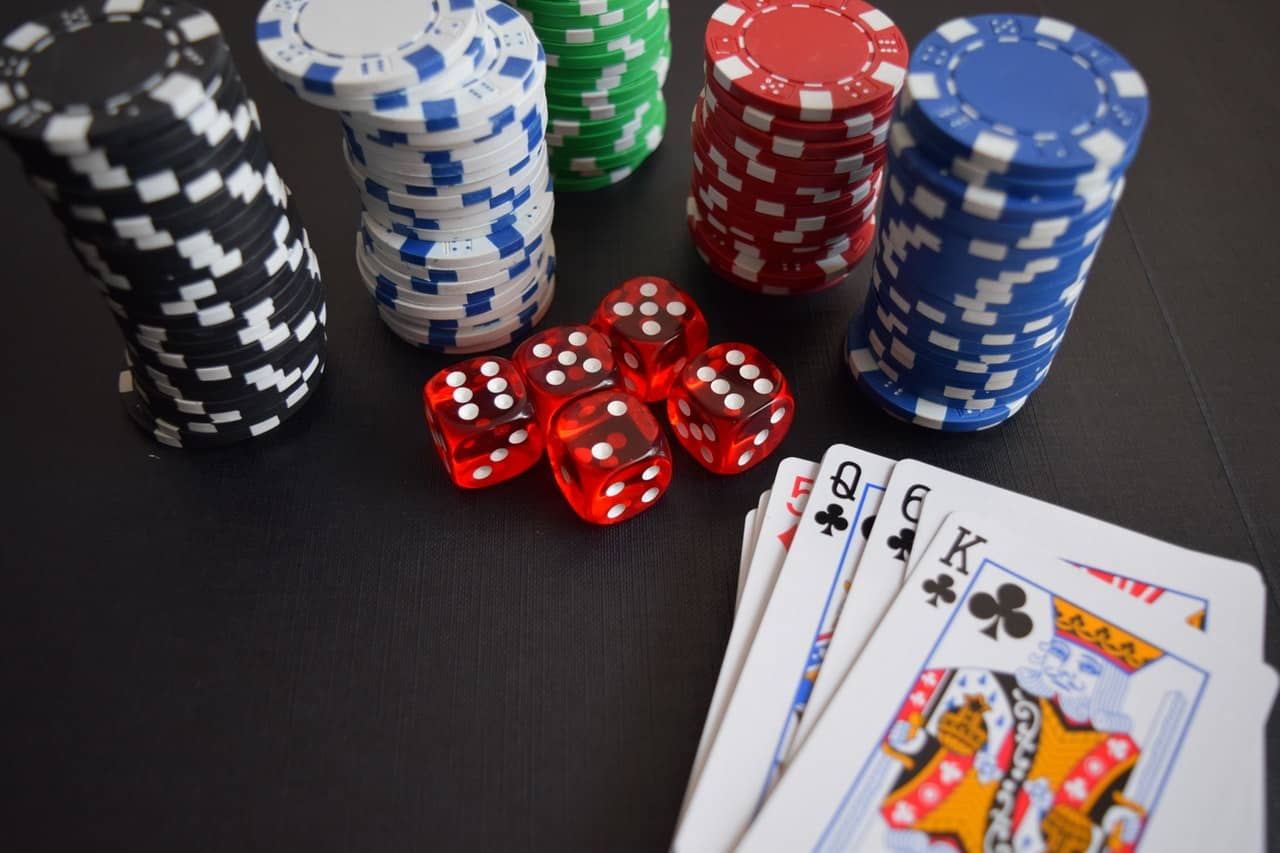 chips - The Most Common Casino Chip Colors