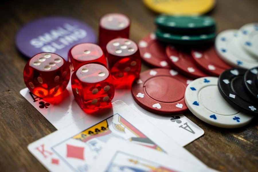 Casino Chips Pose a Health Risk