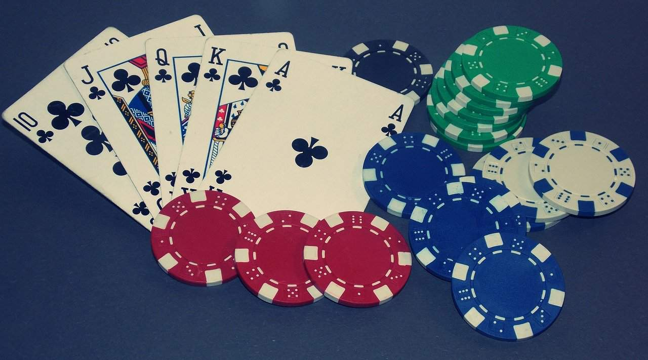 pokerchipscards - Where The Casino Chip Has Been and Where The Chip Is Going