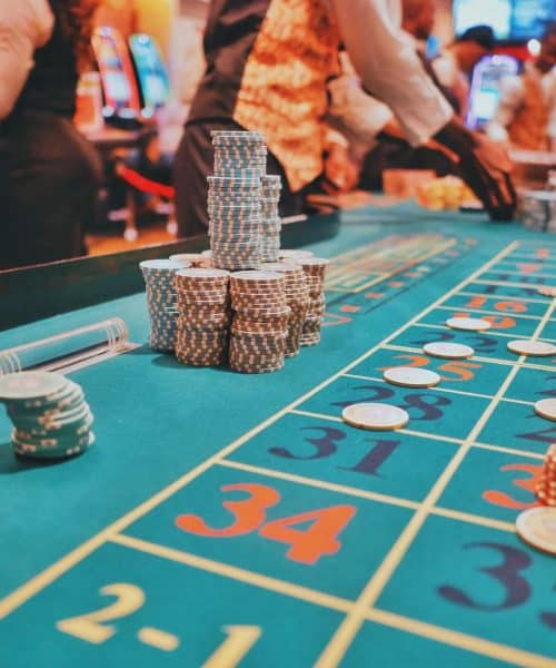 Top Table Games at the Casino