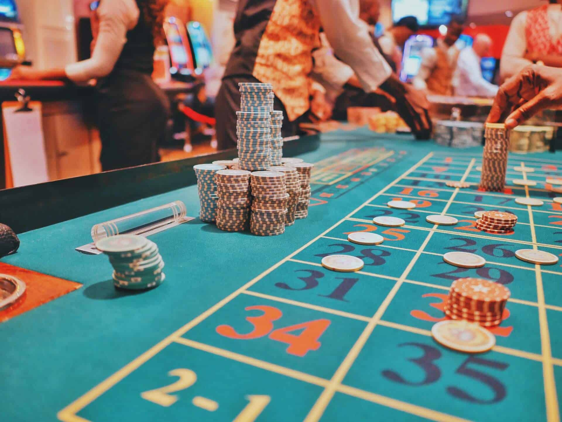 top table games - Top Table Games at the Casino